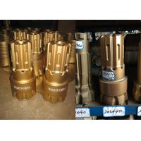 Wholesale TRC6 178mm RC DTH Hammer Bits For Well Drilling / Geological Exploration from china suppliers
