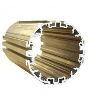 Wholesale Powder Painted Industrial Extruded Aluminium Profiles , 6063-T5 Electromechanical Shell from china suppliers