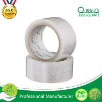 Wholesale 40/42/45/50 Mic Heat Seal BOPP Packing Tape Clear Waterproof For Carton Sealing from china suppliers