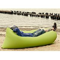 Wholesale Summer Outdoor Beach Lounge Lazy Bag Inflatable Camping Lamzac Hangout Air Sofa from china suppliers