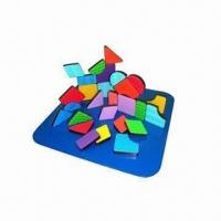 Wholesale Magnetic Geo Block Set, Made of EVA from china suppliers