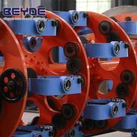 China High Speed Planetary Stranding Laying Up Machine For Electric Control Cable on sale
