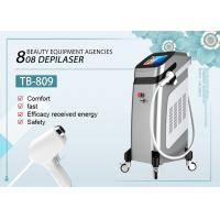 China Depilazer Permanent 808nm Diode Laser Hair Removal With Germany Imported Bars / Laser Epilation Machine on sale