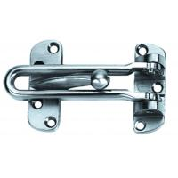 Quality hotel alloy door guard anti-hotlinking security door chain door lock buckle clasp(BA-G003) for sale