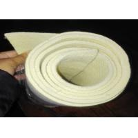 Wholesale Heat Resistant Needle Punched Kevlar Industrial Felt Pad With High Density from china suppliers