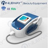 China painless permanent result diode laser hair removal / laser epilator home use on sale