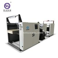 China Calander Paper Embossing Machine with Automatic Feeding System SLYW-920 on sale