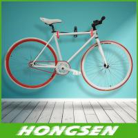 Indoor hanging wall can adjust angle bicycle hook for display for sale