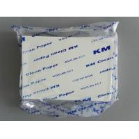 China Square A4 Copy Cleanroom Paper 70gsm Dust Free Low Particle White Color on sale