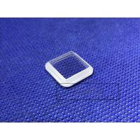 Wholesale Al2O3 Crystal Sapphire Cover Glass Double Side Polished Customized Shape from china suppliers