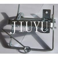 Wholesale Galvanized Metal Mole Trap Re-Usable Sliver 11 X 21 X 13cm from china suppliers