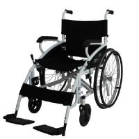 Wholesale big wheel manual wheel chair for disabled people SLY117 from china suppliers