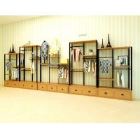 China OEM / ODM Accepted Clothing Display Racks For Children Clothing Shop on sale