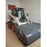 China Used Construction Machines Bobcat S160 Slide Loader With Kubota Engine for sale