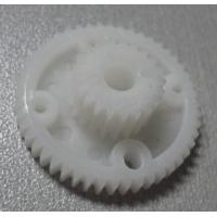 China High Precision Compound Delrin Plastic Gear Molding For Industrial Parts on sale