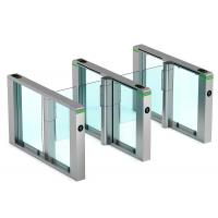 Wholesale Bidirectional Slim Swing Arm Barrier/ Bi - directionalTurnstile Controlled Access Gates from china suppliers
