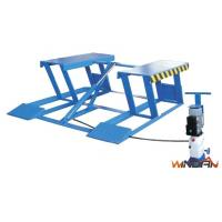 Quality 2800kg Lifting Capacity Hydraulic Movable Scissor Lift With Safety Lock for sale