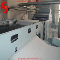 Wholesale 5500mm Cross Lapper Non Woven Machinery With PLC Touch Screen from china suppliers