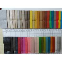 Wholesale Soft Hand Feeling 0.8-1.2mm Thickness PU Leather Cloth For Bags,Home Textile,Decoration from china suppliers