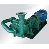 China ZJE-II horizontal centrifugal slurry feeding pump for press filter abrasion resisting corrosion resistance for sale