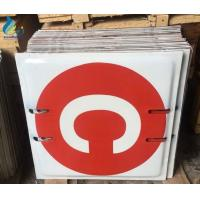 Wholesale Road Traffic Vintage Enamel Signs Flat Wall Hanging Marked Style from china suppliers