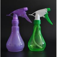 Wholesale New design 250ml clear bulb shape spray bottle with A shape trigger for Christmas from china suppliers