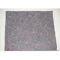 Quality Needle Punched Non Woven Polyester Felt 100% Recycle Eco Friendly for sale