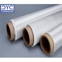 Buy cheap CYC High Silica Fiberglass Fabric for High Temperature Resistant and Heat from wholesalers