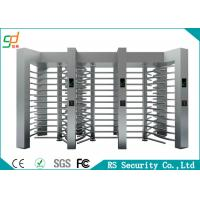 Wholesale Smart Sport Full Height Turnstiles Provide An Orderly Civilization Passage Way from china suppliers