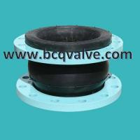 Quality single double sphere Flexible rubber expansion joint for sale