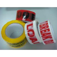 China Environment-friendly Color BOPP Tape on sale