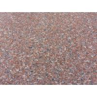 Wholesale Natural Chinese Wall Cladding Peninsula Red Granite, G386 Red Granite Slab for sale