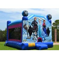 Wholesale Customized Frozen Themed Inflatable Bouncy Jumping Castle For Children Party from china suppliers