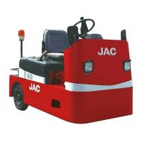 China High Performance 4 Wheel Platform Truck AC Power System 6000KG Traction Weight for sale