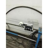 China Wire Rope Ultrasonic Weld Inspection / Ndt Ultrasonic Testing Equipment on sale