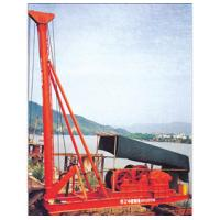 Wholesale OEM 5T Punching Hammer Pile Driver/ Drop Hammer Machine for Construction Site from china suppliers