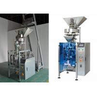 Wholesale Volumetric Form Fill Seal Packaging Machine , Durable Volumetric Cup Filler Machine from china suppliers