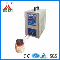 Wholesale Low Price Copper Aluminum Electric Induction Furnace For Melting Smelting (JL-15/25) from china suppliers
