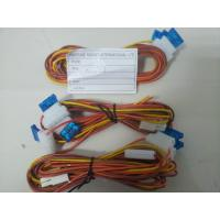 China 1000mm Car Wire Harness Assembly With Amp 2x3f Connector, 6wires Automotive Wiring Harness Assembly on sale
