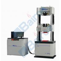Quality HUT-200 / HUT-300 Hydraulic Servo Universal Testing Machines, Steady Load, Tensile & Compression Test for sale