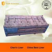 Wholesale Mn18Cr2 Mill Lining System , High Mn Steel Cast Liners for Coal Mill from china suppliers