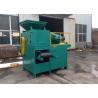 Wholesale Double Shaft Mixer Charcoal Briquette Making Machine , Briquette Extruder Machine from china suppliers