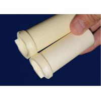 Wholesale Custom Advanced Zirconia ZrO2 Ceramic Electrical Insulator Tube High Hardness from china suppliers