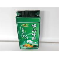 Wholesale Laminated Heat Seal Tea Packaging Bag Side Gusset Pouch Gravure Printing from china suppliers