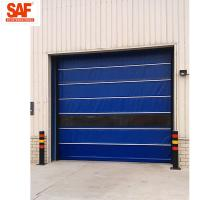 Wholesale Fast shutter door with Protection PVC Roll Up for clean area factory automation from china suppliers
