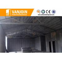 Wholesale High rise concrete / steel structure insulated building panels Heat Resistance from china suppliers
