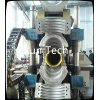 Wholesale High Output Double Wall HDPE Pipe Extrusion Machine Single screw from china suppliers