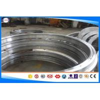 4130 / 1.7218 Forged Steel Rings Black / Smooth Surface Chrome Alloy Steel for sale