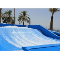 Wholesale Blue Flowrider Surf Machine Water Ride from china suppliers