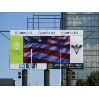 Pixel 20mm 2R1G1B High Brightness Led Outdoor Billboard Dust - proof For Advertising for sale